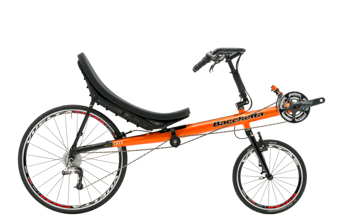 Bacchetta Carbon Basso GS – Backcountry Recumbent Cycles